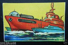 il mondo del futuro 117 picture cards figurine lampo 1959 figurines lampo cromos