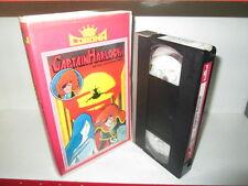VHS - Captain Harlock - Die Frau vom anderen Stern - Corona Video