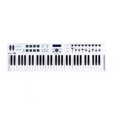 Arturia KeyLab 61 Essential Universal 61-Key MIDI Controller Keyboard w/ Ableton