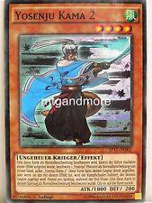 Yu-Gi-Oh - 1x #005 yosenju Kama 2-sp17-Star Pack Battle Royal-starfoil