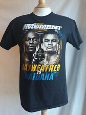 THE MOMENT Floyd Mayweather Jr vs. Marcos Maidana Las Vegas Boxing Fight T-shirt