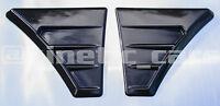 Focus RS MK2 style Gloss black wing vents.
