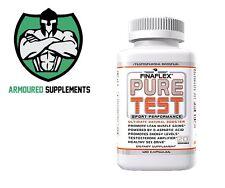 FinaFlex Pure Test  120 Caps | Testosterone Booster | DAA | True Grit | Test |