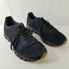 Asics Mens Gel Quantum 360 Shoes Navy Black on Black Size 14