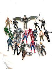 Marvel Universe 3.75 Lot  MCU DC Multiverse Star Wars Lot