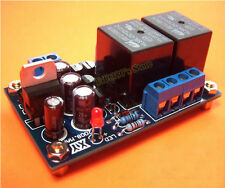 Stereo Amplifier Speaker Protection Board Components kit Boot delay DC protect