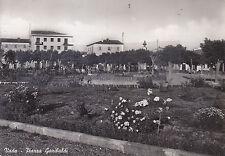 CARTOLINA TOSCANA LIVORNO- VADA, PIAZZA GARIBALDI -V1960-
