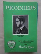 REVUE PIONNIERS AERONAUTIQUE N°47 ALPHONSE PENAUD AEROPLANES PLANOPHORE AVIATION