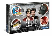 59049.0 Clementoni Street Magic Ehrlich Brothers Strassenmagie Zauberkasten