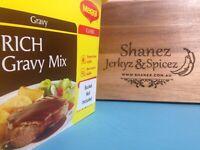 Maggi Rich Brown Gravy Mix 250g Mix-Fish & Chip Shop Gravy- SHANEZ-Maggie Rich