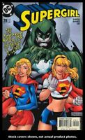 Supergirl (3rd Series) 78 DC 2003 Complete Set Run Lot VF/NM