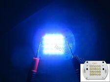 60W Epileds 10pcs Cyan 495NM + 10pcs UV 420NM 30-36VDC 700-1400mA Led Light