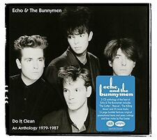 Echo and The Bunnymen - Do It Clean An Anthology 19791987 (Digipack) [CD]