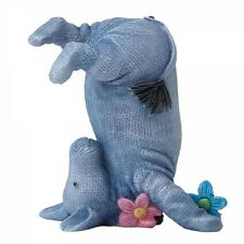 Disney Classic Pooh A27404 - Eeyore Standing on his head NEW in Gift Box