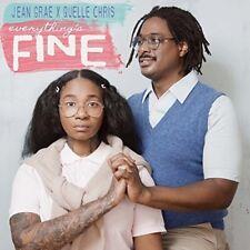 Grae,Jean / Quelle Chris - Everything's Fine [New Vinyl] UK - Import