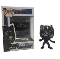 Funko pop Action Figure The Avengers Marvel Black Panther 130