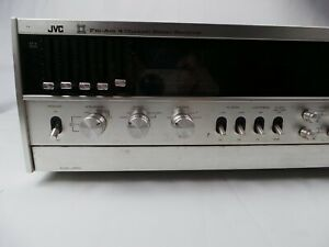 Vintage JVC 4VR-5456X Quadraphonic 4 Channel Receiver 100 Watts WORKS
