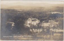 LOOKING WEST FROM DOUGLAS HILL - ME - SEBAGO - MAINE - USA - POSTCARD - RP