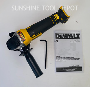DeWalt DCG413B 4.5 in 20V Max XR Brushless Angle Grinder w/ Brake Open Box
