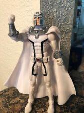 Marvel Legends MAGNETO (white suit) LOOSE NO BAF X-MEN