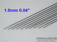 "10 pcs WC20 1.0X150mm 0.04""X6"" Ceriated Tungsten Electrode Grey"