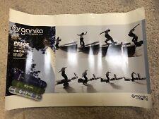 Karl Watson Poster Organika Skateboard Vintage Kayo Skateboarding