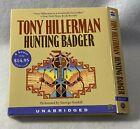 Hunting Badger by Tony Hillerman CD Unabridged Audiobook