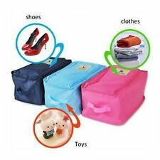 Waterproof Travel Shoe Storage Bag Organizer