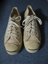 VINTAGE CONVERSE JACK PURCELL SNEAKERS POSTURE FOUNDATION SANITIZED 7M USA WOW!!