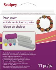 SCULPEY BEAD MAKER - MAKES 3 SIZES OF BEADS - BEAD ROLLERS