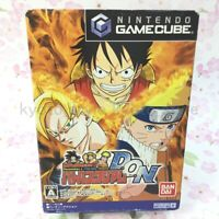 USED Nintendo Gamecube Battle Stadium D.O.N 91285 Japan Import