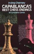 Capablanca's Best Chess Endings (Paperback or Softback)