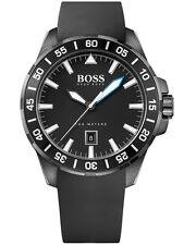 Hugo Boss Deep Ocean Black Quartz Analog Men's Watch 1513229