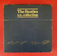 The Beatles  ( EPs COLLECTION ) BOX ONLY!!!    NO RECORDS !!!  BRITISH IMPORT
