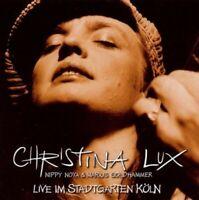 CHRISTINA LUX - LIVE  CD NEU