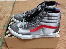 Vans x HUF X Vault Satin SK8-Hi LX Size 11.5 Silver supreme wtaps syndicate