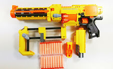 Nerf BLAZE STYLE Raging Fire Barricade Electric Semi-Auto Foam Blaster Dart Gun