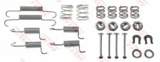 TRW SFK216 ACCESSORY KIT PARKING BRAKE SHOES Rear