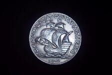 5$00 Escudos - 1946 - Silver - Portugal - UNC #2