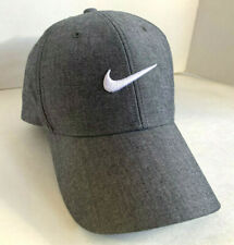 NEW! Nike Unisex Golf Cap 727039-Heather Grey/White