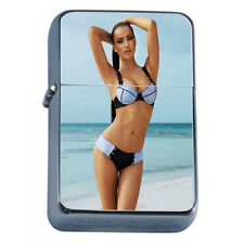 French Pin Up Girls D3 Windproof Dual Flame Torch Lighter