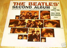 The Beatles Second Album MONO T 2080 Lp EXCELLENT 1st PRESSING FREE USA SHIPPING