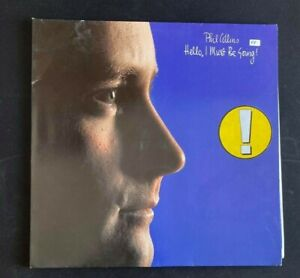 PHIL COLLINS - Hello, I Must be going! - Vinile 33 giri