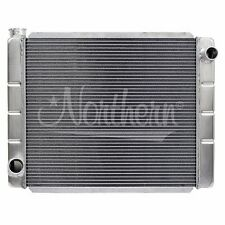 209671 Northern FORD MOPAR ALUMINUM RACE PRO RADIATOR 19 X 26