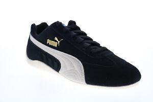 Puma Speedcat Og+ Sparco baskets pour hommes en suede noir