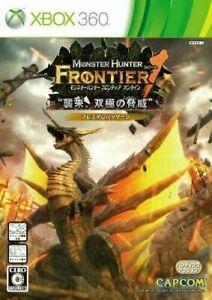 xbox 360 Monster Hunter Frontier Online Forward .1