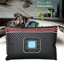 Reusable Silica Gel Air Dryer Moisture Damp Absorber Dehumidifier Bag Dry Car