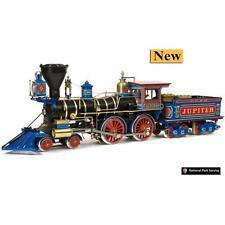 Occre Jupiter American Steam Wild West Locomotive 1:32 Scale Model Train Kit