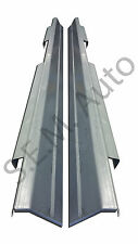 1999-2007 CHEVY SILVERADO 4DR CREW CAB OUTER ROCKER PANELS PAIR