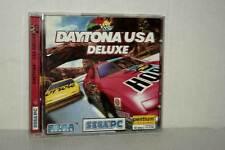 SEGA DAYTONA USA DELUXE USATO COME NUOVO PC CD ROM VERSIONE ITALIANA DF1 47171